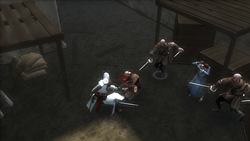 Assault Kyrenia Merchant District 3