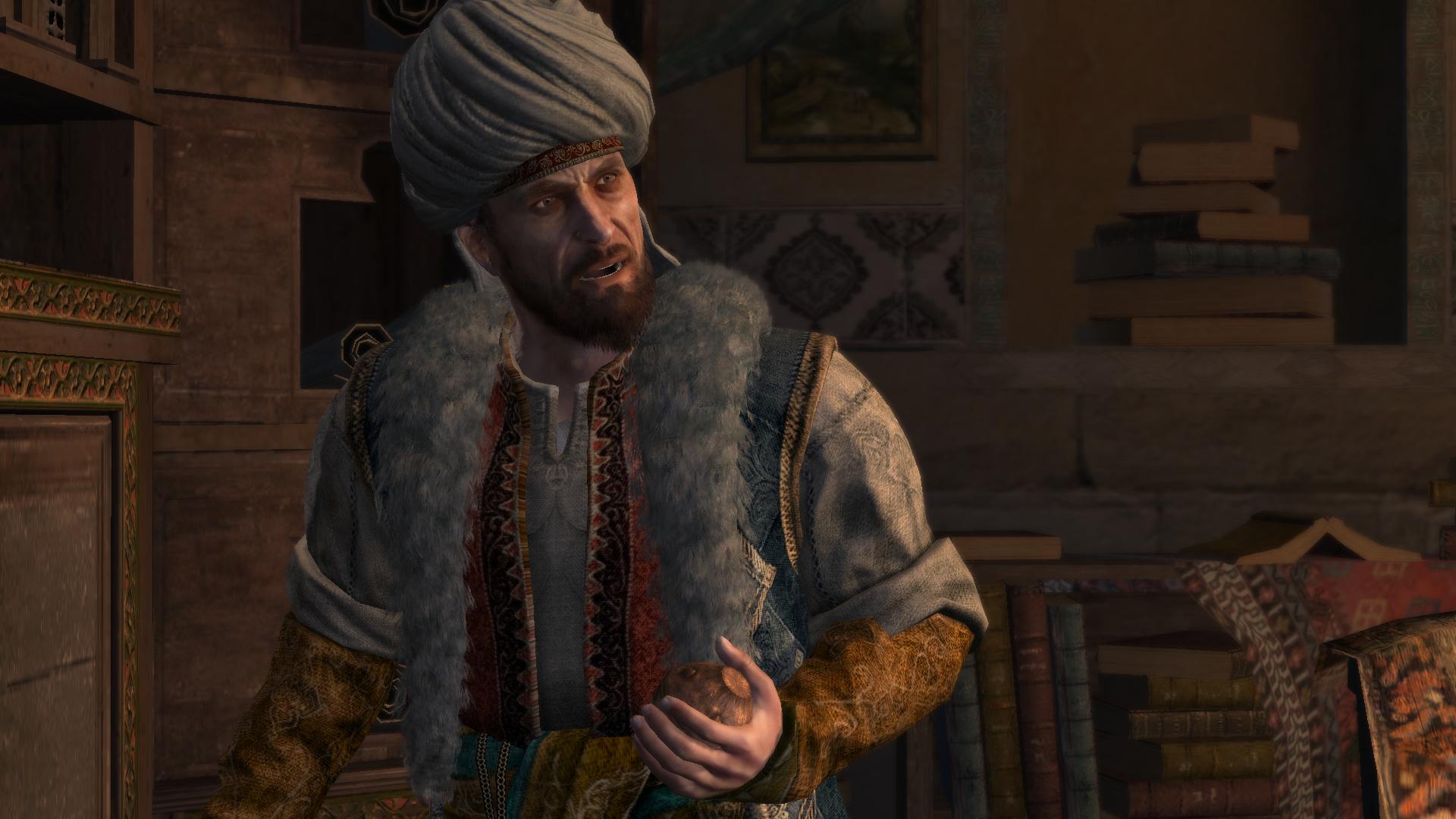 Assassins creed revelations задания пири рейса