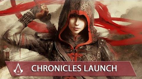 Assassin's Creed Chronicles China Launch Trailer