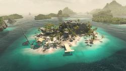 AC4 Mariguana Island
