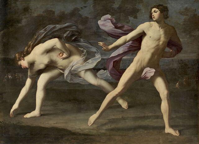 File:Guido Reni - Atalanta e Ippomene (Napoli).jpg