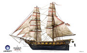 Assassin's Creed IV Black Flag -Ship- British Military Brig by max qin