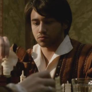 费代里科和埃齐奥玩国际象棋