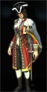 The 'Officer' Red Coat