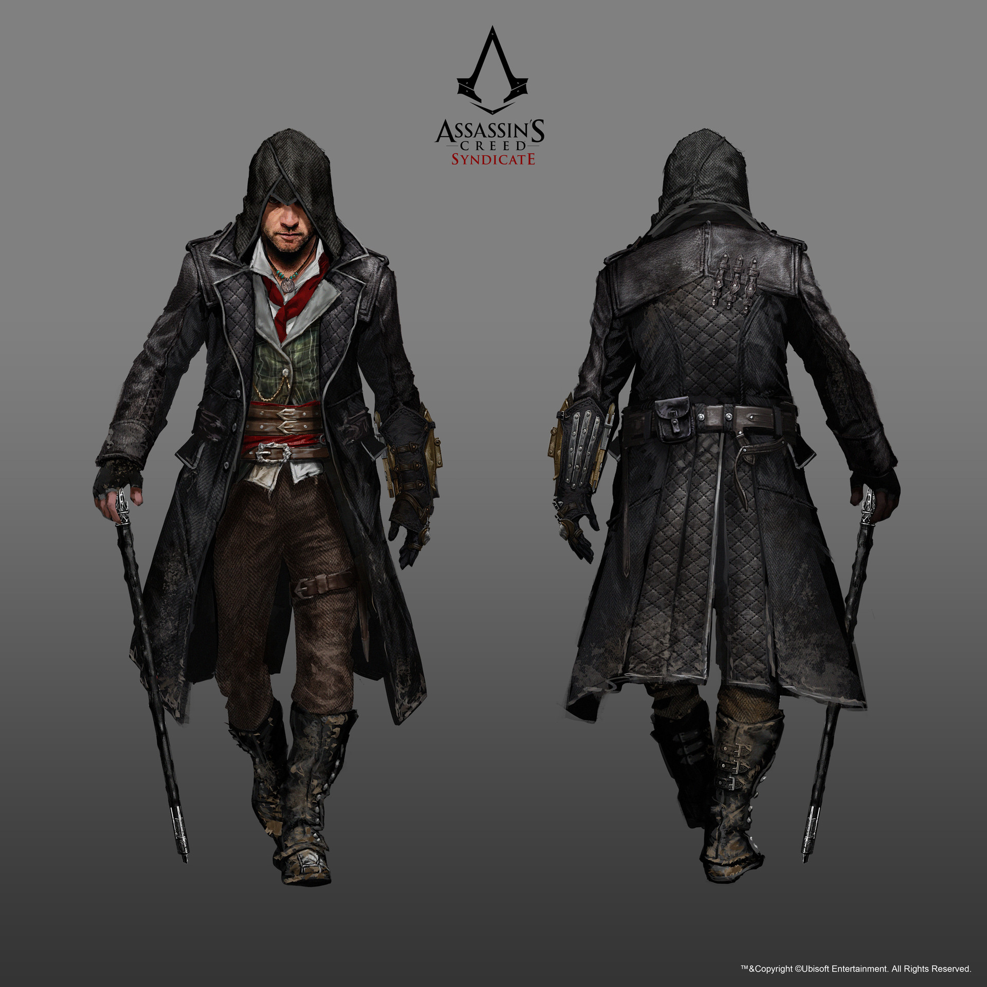 Jacob Frye from the Assassin&#39-s Creed Series |