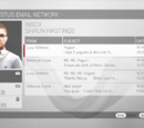 Shaun Hastings' email