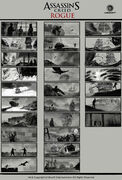 ACRG Storyboards - Concept Art