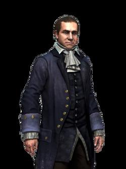 Benjamin Tallmadge Render