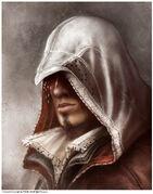 AC2 Ezio Concept Art
