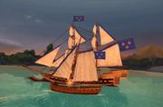 L'AmazoneGunboatACP