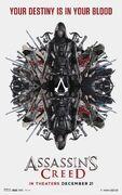 Assasssin's Creed Film Destiny Poster