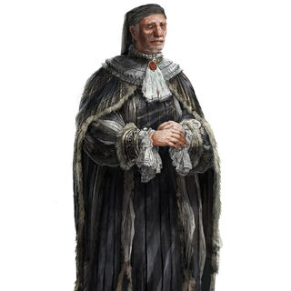 Original concept art for Jacopo de'Pazzi.