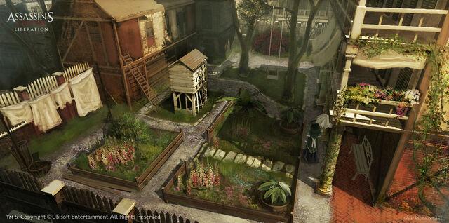 File:Location - de Grandpré Mansion Backyard.jpg