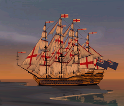 HMSOrmondeACP
