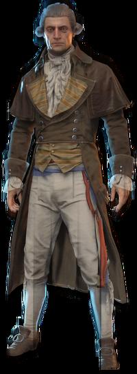 ACU Robespierre Render