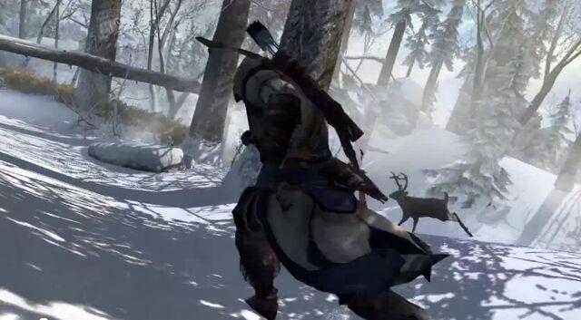 File:Connor chasing deer.jpg