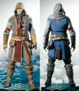 ACU Improved Brigand Outfit