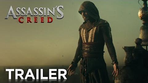 ASSASSIN'S CREED Official Trailer 2 In Cinemas New Year's Day