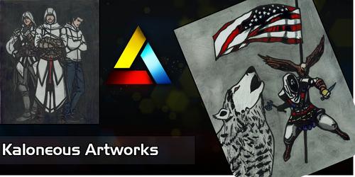 Banner Appreciation Kaloneous Arts