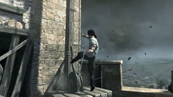 ACB Ezio using lift