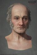 ACS Richard Owen Head Model