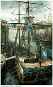 AC2 Venice Ship Concept Art