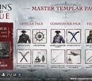 Master Templar Pack