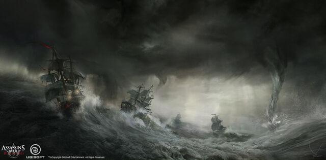 File:Assassin's Creed IV Black Flag - Concept art 9 by kobempire.jpg