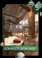 Acr leonardo's workshop