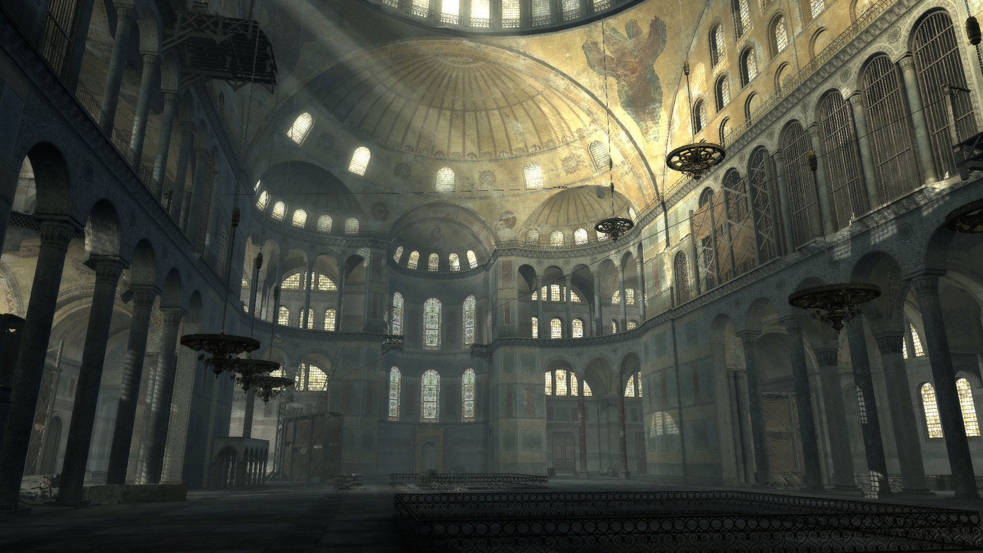 Image result for Hagia Sophia interior