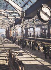 ACS DB London Bridge Station