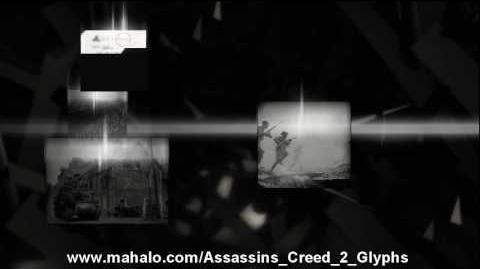 Assassin's Creed 2 Walkthrough - Glyph Puzzle 17 HD