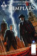 ACT Comics 1 Cover Laclaustra