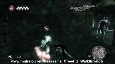 Assassin's Creed 2 Walkthrough - Glyph Puzzle 2 HD
