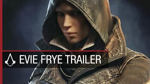 Assassin's Creed Syndicate Evie Frye Trailer
