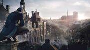 ACU Arno overlooking Paris