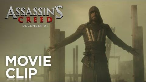 "Assassin's Creed ""Leap of Faith"" Clip HD 20th Century FOX"
