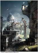 Assassin's Creed Brotherhood Concept Art 016