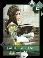 Acr devoted scholar