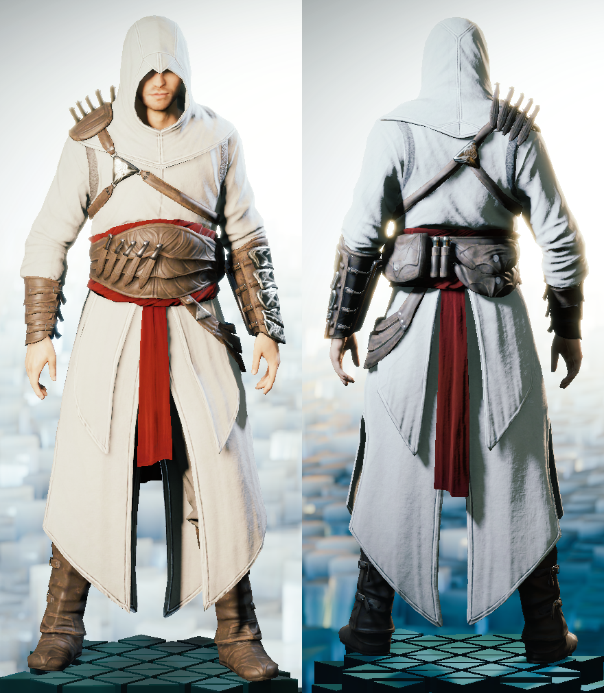 Fichier Acu Tenue Altair Png Wiki Assassin S Creed