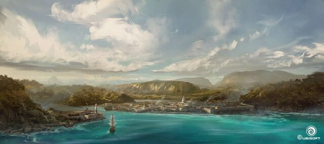 File:AC4BF Arriving in Havana - Concept Art.jpg