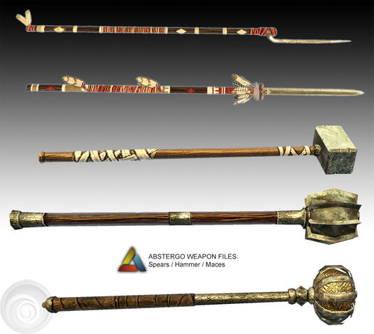 File:Assassin's Creed 3 Multiplayer Weapons - 05 by trebor7.jpg