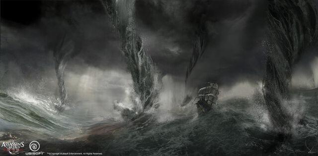File:Assassin's Creed IV Black Flag - Concept art 10 by kobempire.jpg