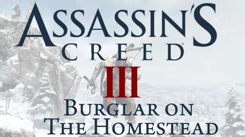 Assassin's Creed 3 - Burglar on the Homestead Gameplay