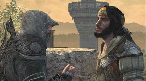 Ezio&Yusuf