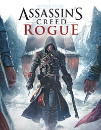 Assassin's Creed Rogue - Cover Art