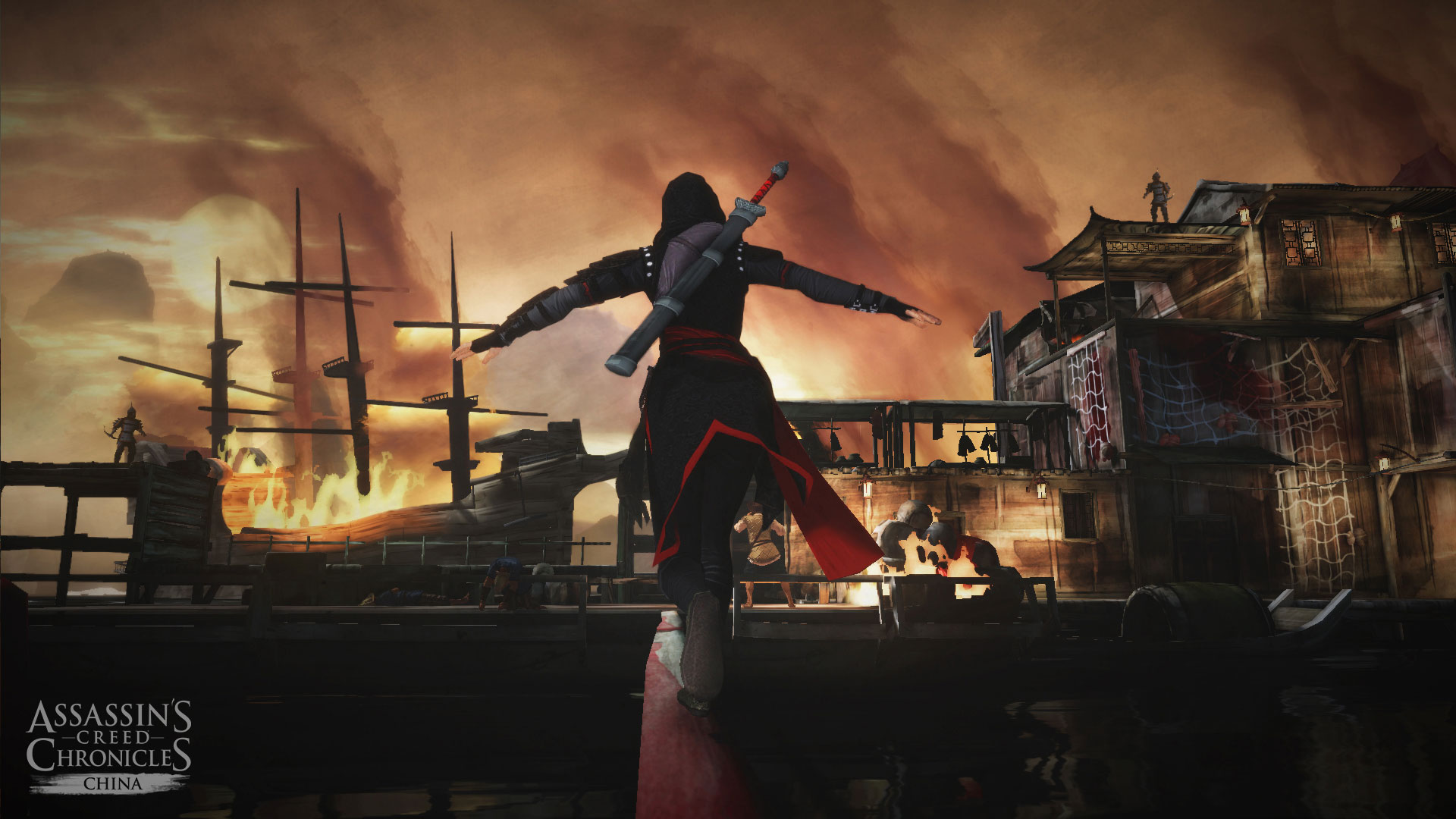 Assassin's Creed Chronicles China Free Download
