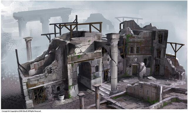 File:Assassin's Creed Brotherhood Concept Art 011.jpg