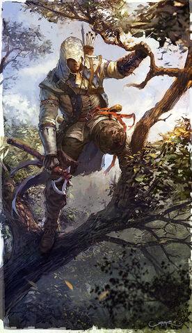 File:Connor hunter by Okmer.jpg