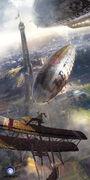 ACU Zeppelin - Concept Art